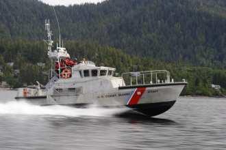 motor lifeboat patrols Ketchikan
