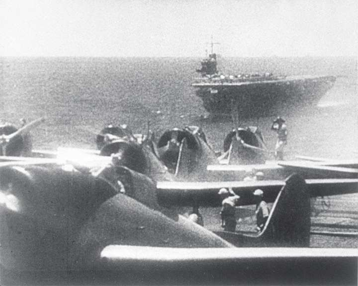 Japanese Aircraft Carriers