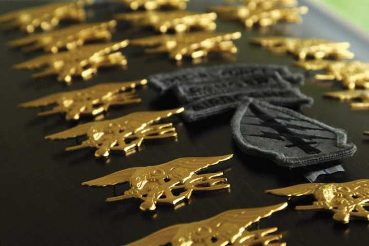 Navy SEAL Tridents