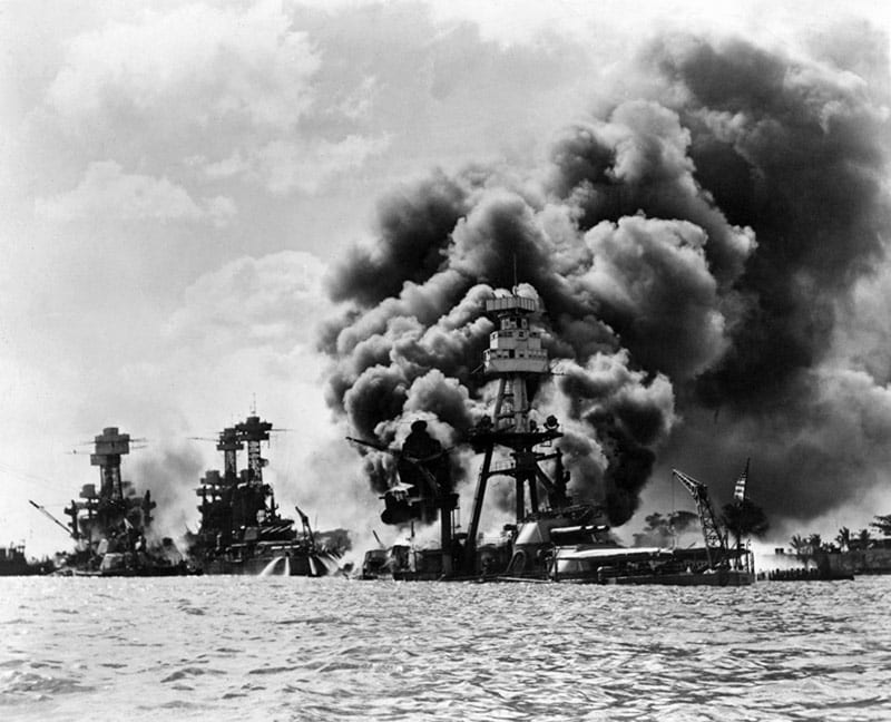 Pearl harbor research paper thesis