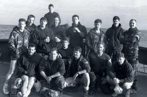 SEAL Team FOUR During Operation Just Cause