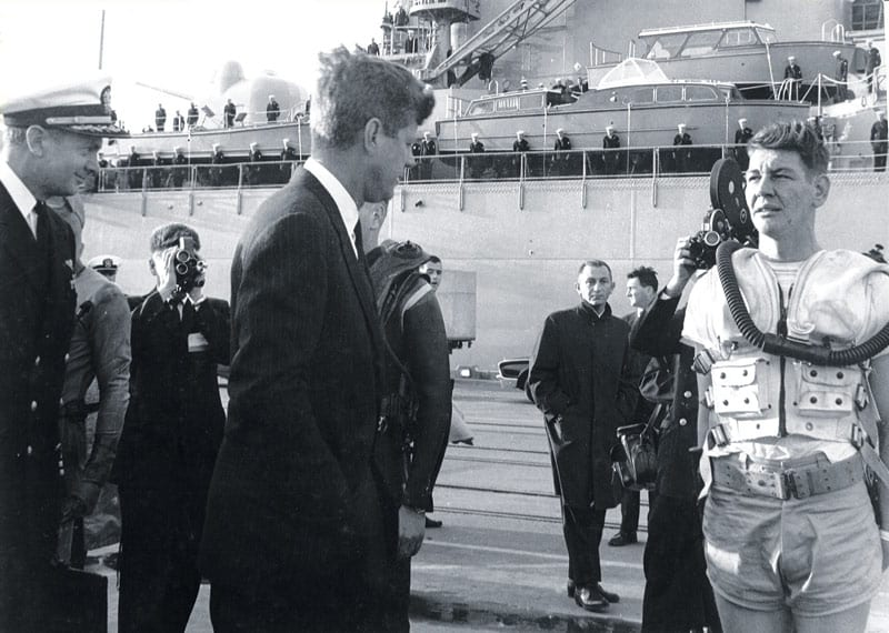 SEAL Team TWO President John F. Kennedy