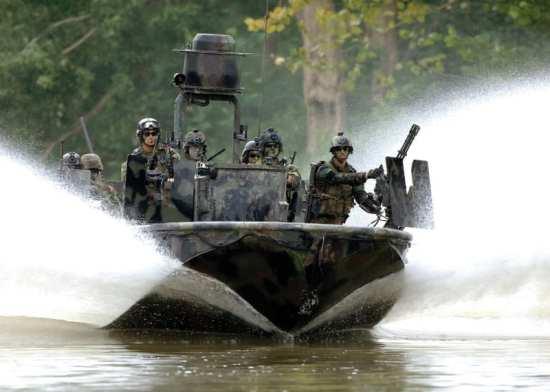Special Warfare Combatant-craft Crewmen (SWCC)
