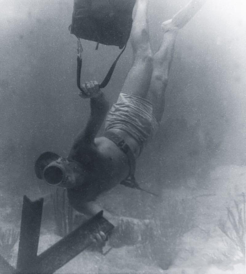Underwater Demolition Team (UDT) Training
