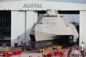 LCS 4 rollout