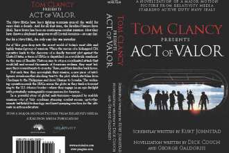 Act Of Valor Cover