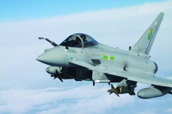 Royal Air Force Typhoon