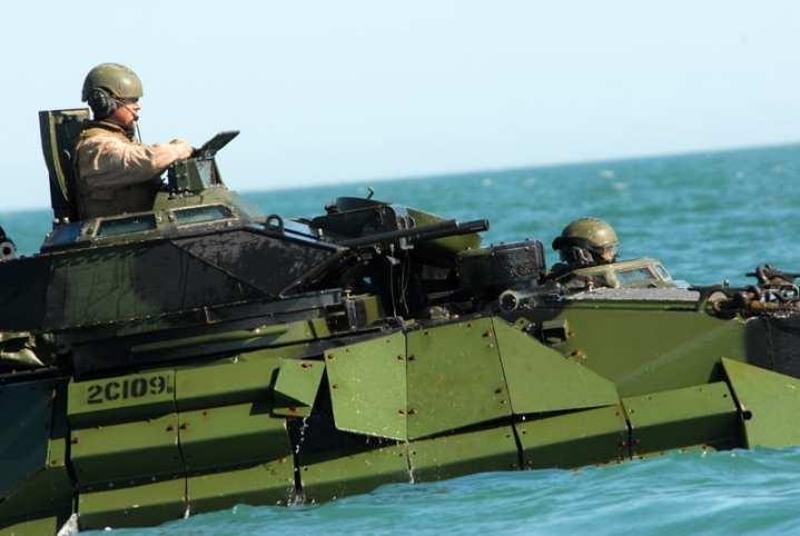 Marines PEO LS AAV7