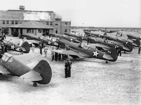 P-40Es