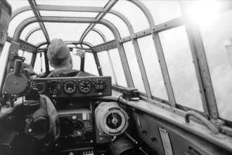Bf-110 canopy