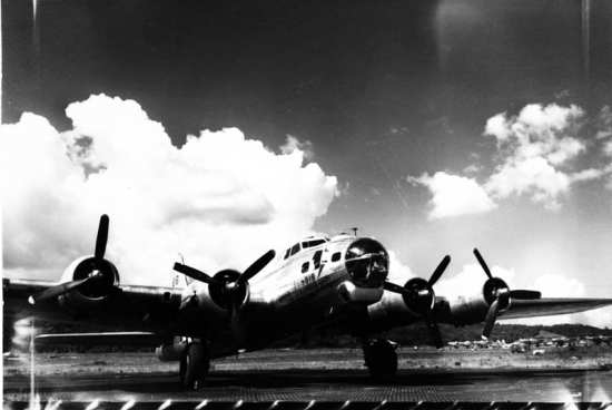 Boeing F-9C Flying Fortress