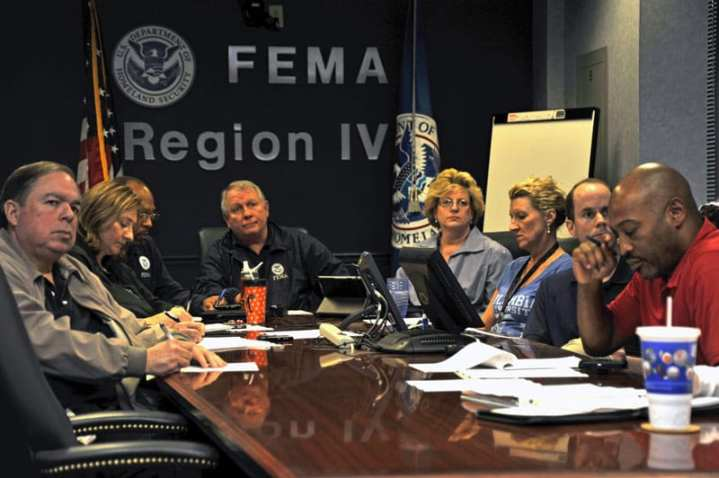FEMA Feb and March Tornadoes