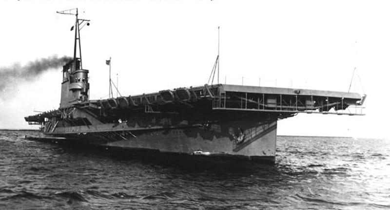 USS Wolverine