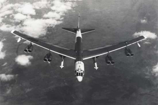 B-52G/H with Hound Dogs