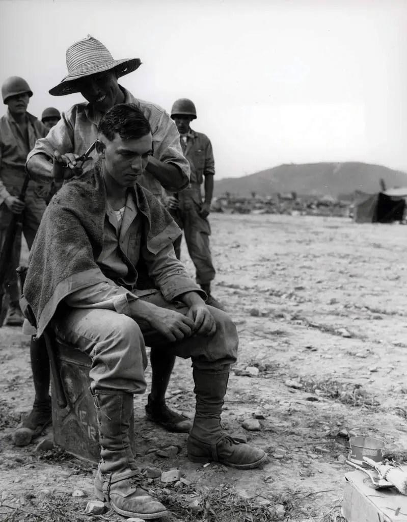 Korean War Haircut