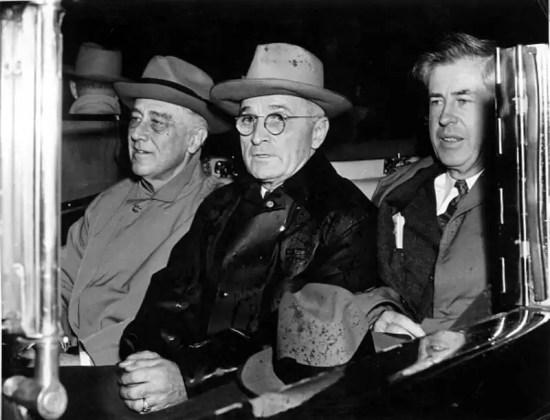 Vice President-elect Harry S. Truman