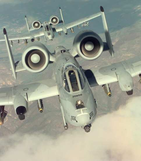 A-10As