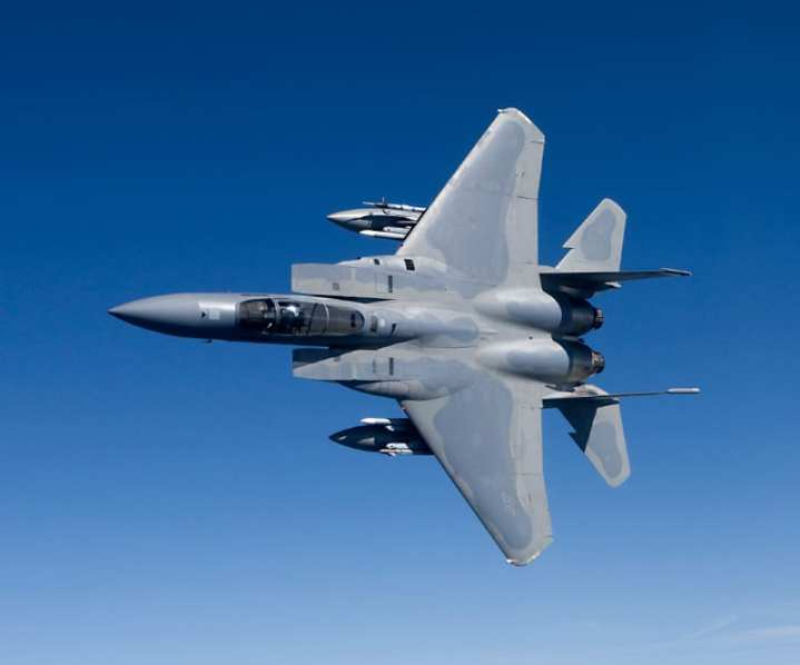 F-15C Eagle mods