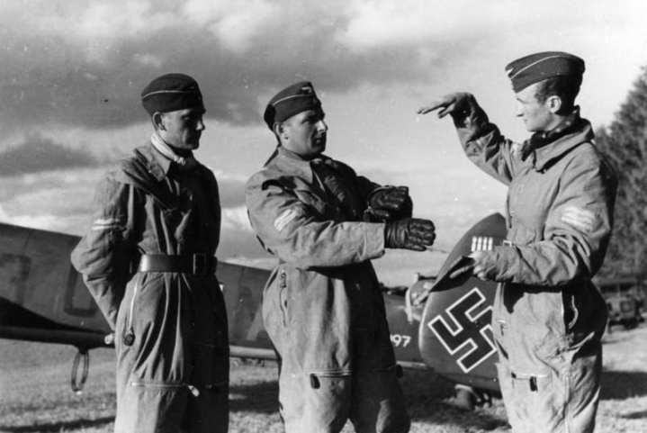 ZG-26 pilots Schalk, Rossiwall