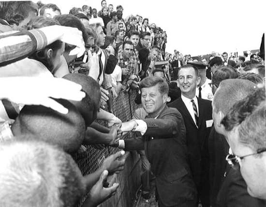 JFK and Gibbons, Tampa