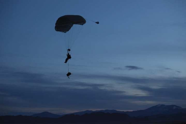 MARSOC HAHO Jump