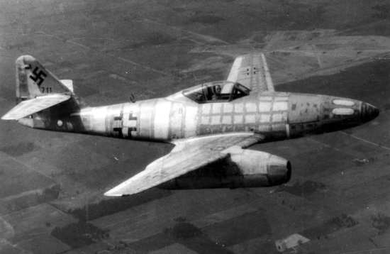 Messerschmitt Me 262 Schwable