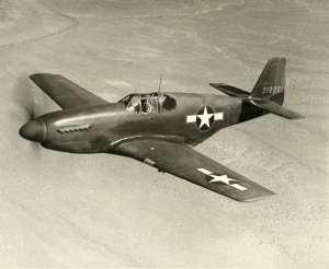 P-51B 43-12201