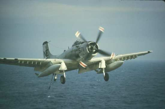 AD VA-25 CVA-41 '61-SPAD