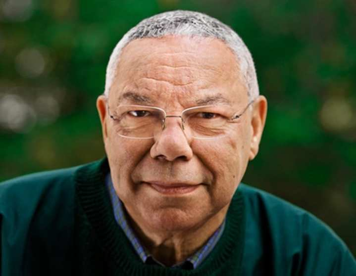 Colin Powell portrait