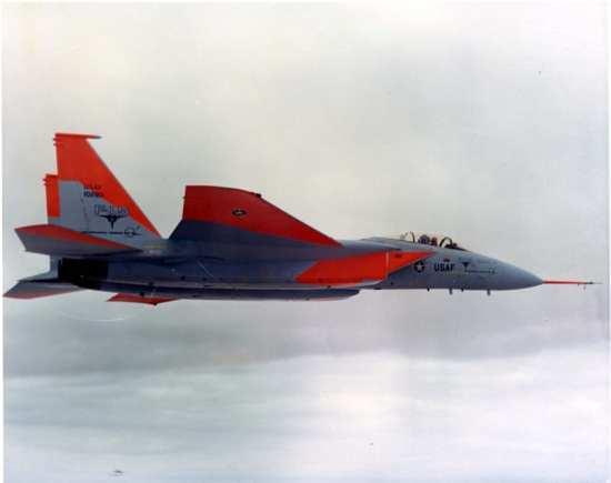 F-15A Prototype