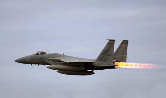 Oregon Air National Guard F-15C Eagle