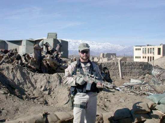 "Tech Sgt. John ""Chappy"" Chapman"