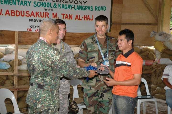 Operation Enduring Freedom-Philippines