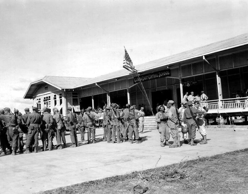 Cabamatuan POW Rescue