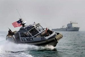 Sea Ark 34-ft