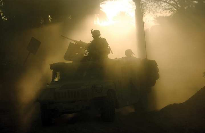 Special Forces During Operation Iraqi Freedom