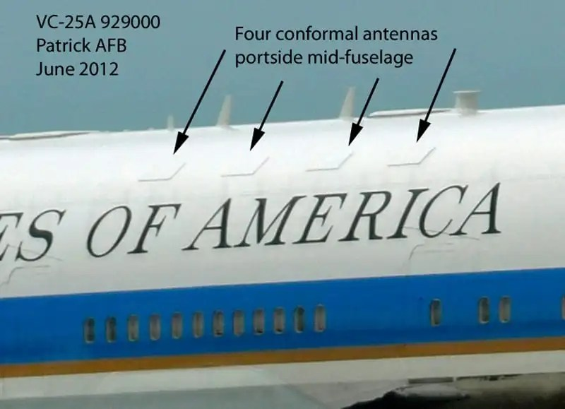 929000 conformal antennas