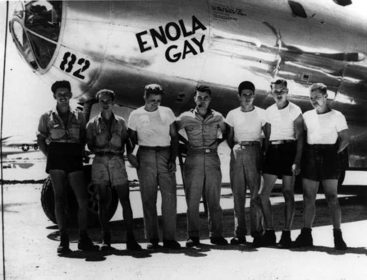Enola Gay Crew