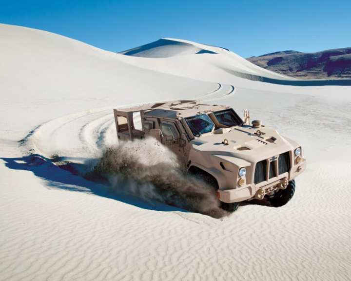 Oshkosh L-ATV EMD