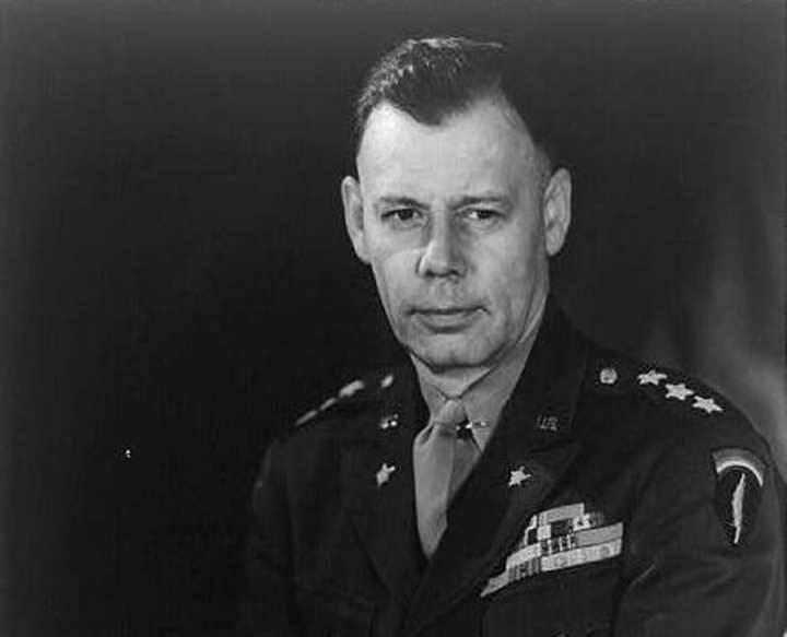Lt. Gen. Walter Bedell Smith