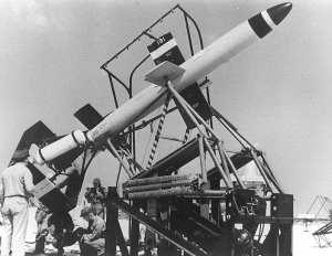 Lark missile