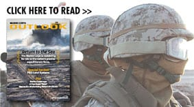Marine Corps Outlook: 2012 Edition