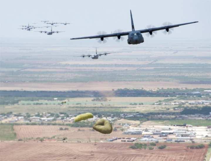 Dyess C-130Js