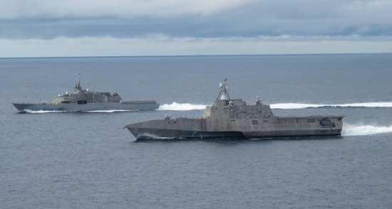 Littoral Combat Ship (LCS)
