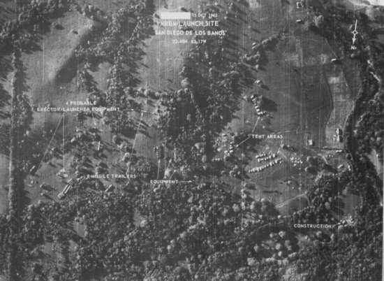 Medium Range Ballistic Missile Site