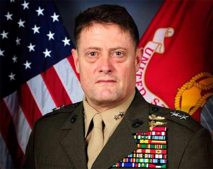 Maj. Gen. Mark A. Clark