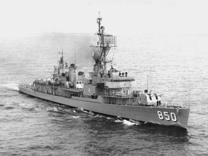 USS Joseph P. Kennedy (DD 850)