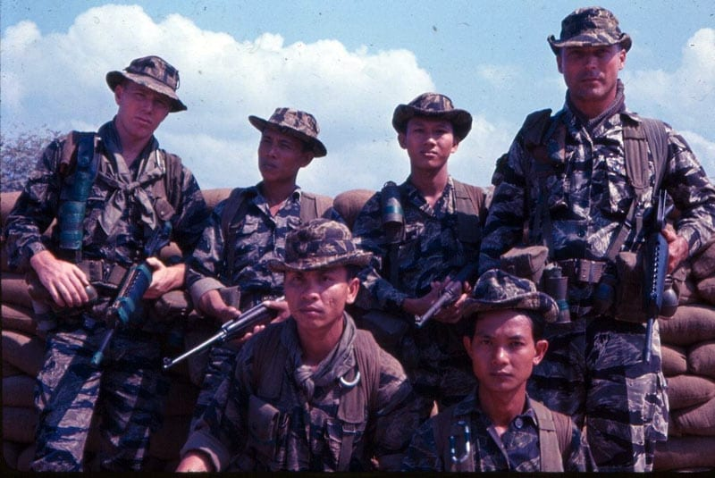 Image result for 5 US ARMY SPECIAL FORCES GROUP CIDG IN VIETNAM