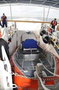 Cutter boat