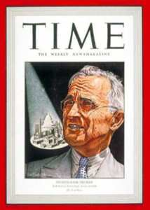 Investigator Truman On Cover Of Time Magazine